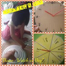 """Tim Crafting : Lendy """"Watch ur Day"""""""