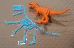 "Teh Novita ""Fosil T-Rex"""