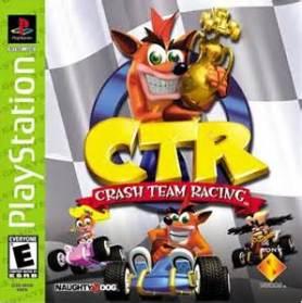 "CTR ""Crash Team Racing"""