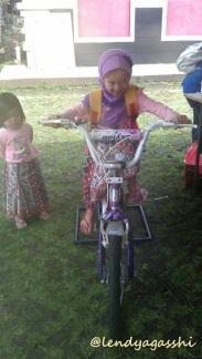 Sepeda Tenaga Kinetik